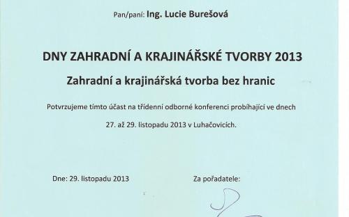SZKT konference Luhačovice 2013
